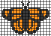 Alpha pattern #31015