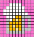Alpha pattern #31020