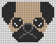 Alpha pattern #31022
