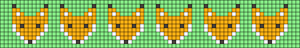Alpha pattern #31030
