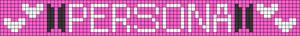 Alpha pattern #31035