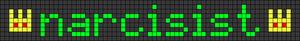 Alpha pattern #31036
