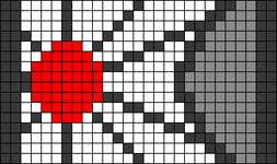 Alpha pattern #31037