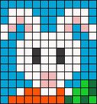 Alpha pattern #31039