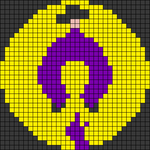 Alpha pattern #31053