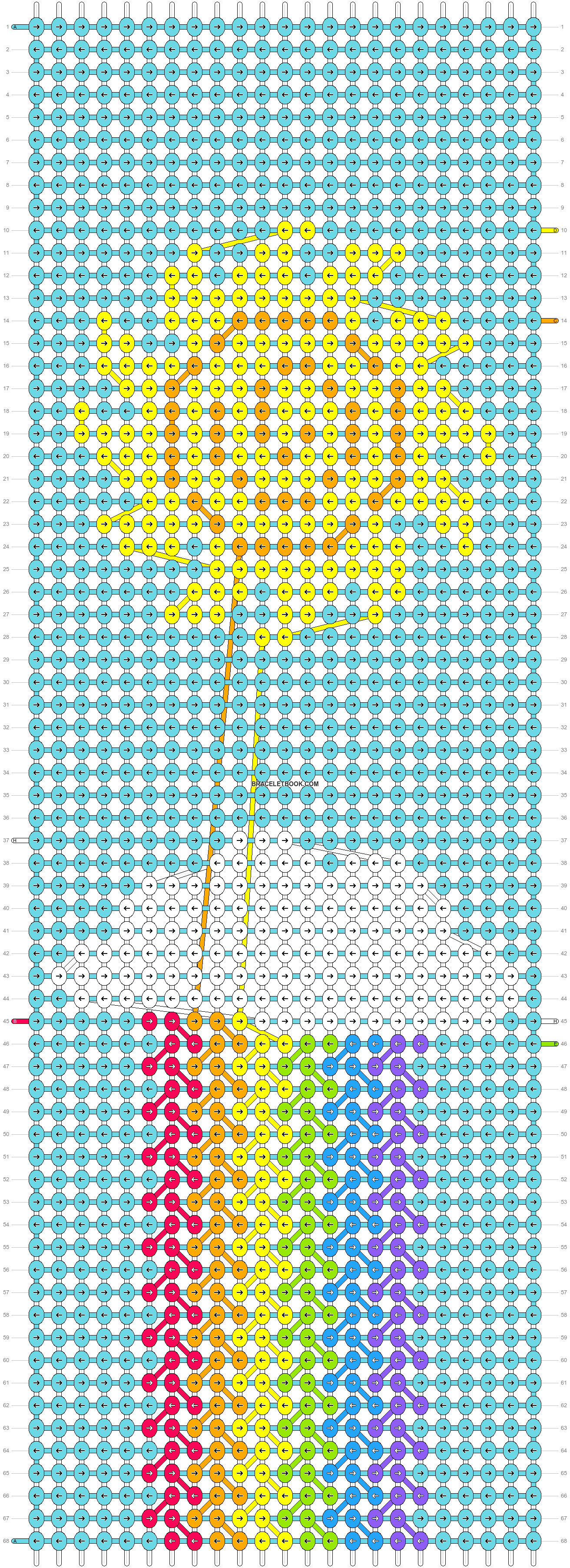 Alpha pattern #31063 pattern