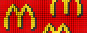 Alpha pattern #31069