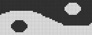 Alpha pattern #31071