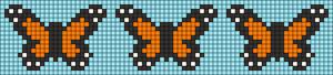 Alpha pattern #31096