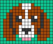 Alpha pattern #31097