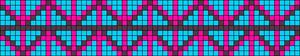 Alpha pattern #31100