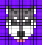 Alpha pattern #31105