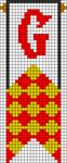 Alpha pattern #31106