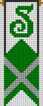 Alpha pattern #31107