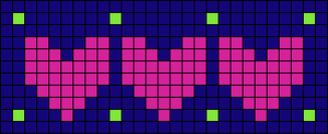 Alpha pattern #31128