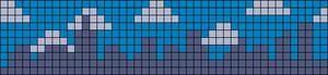 Alpha pattern #31132