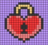 Alpha pattern #31133