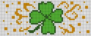 Alpha pattern #31136