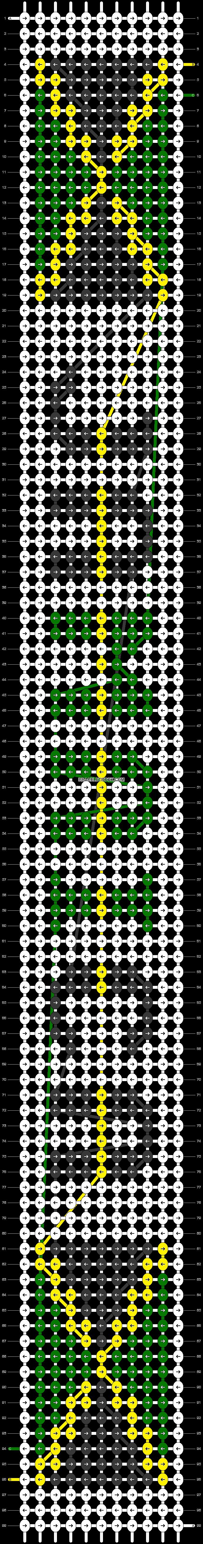 Alpha pattern #31137 pattern