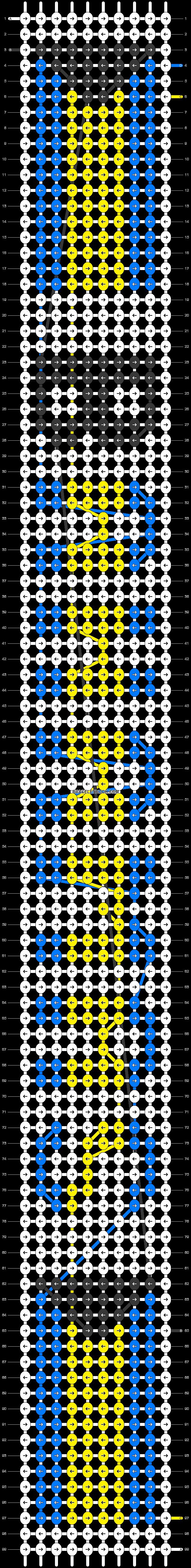 Alpha pattern #31139 pattern