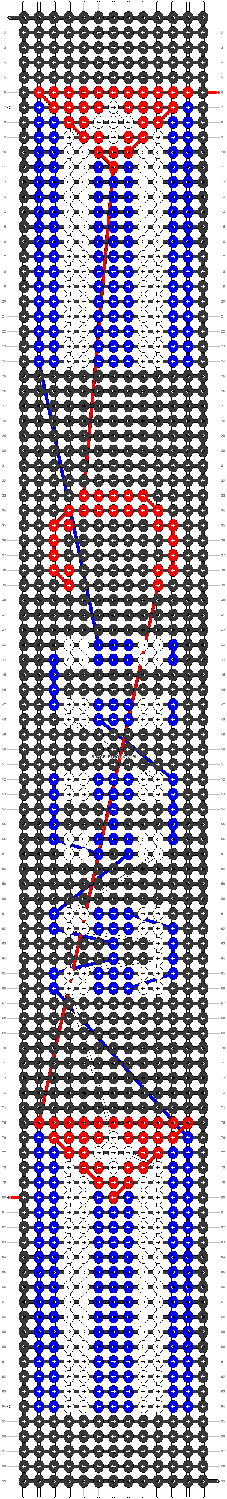Alpha pattern #31140 pattern