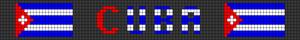 Alpha pattern #31140