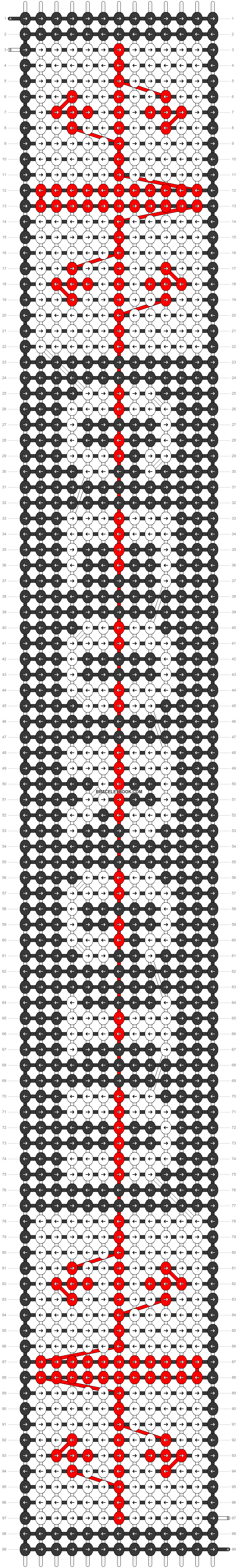 Alpha pattern #31143 pattern