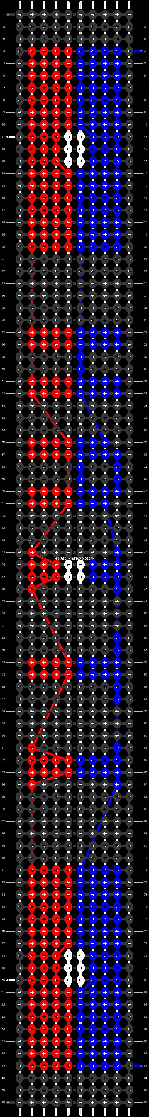 Alpha pattern #31144 pattern