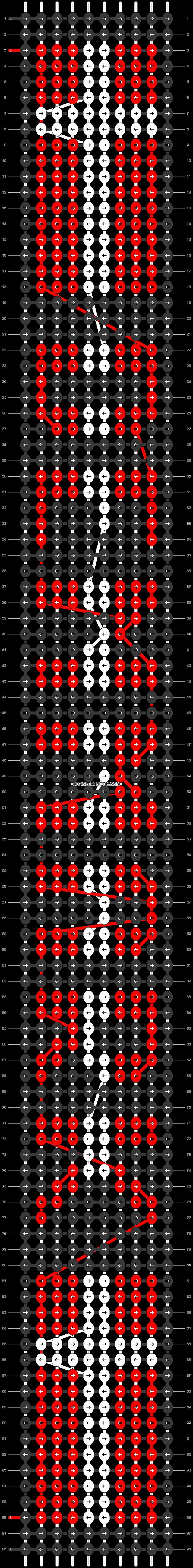 Alpha pattern #31148 pattern