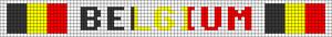 Alpha pattern #31150