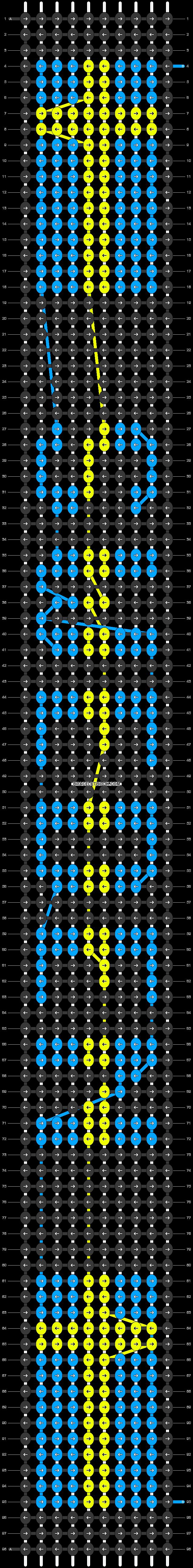 Alpha pattern #31155 pattern