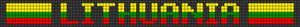 Alpha pattern #31158