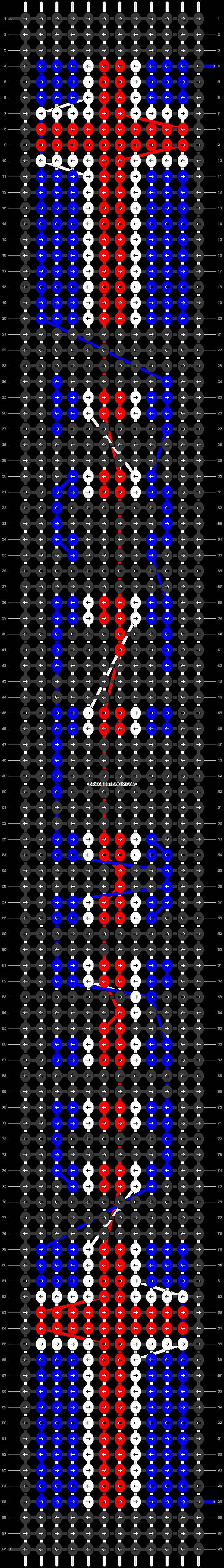 Alpha pattern #31159 pattern