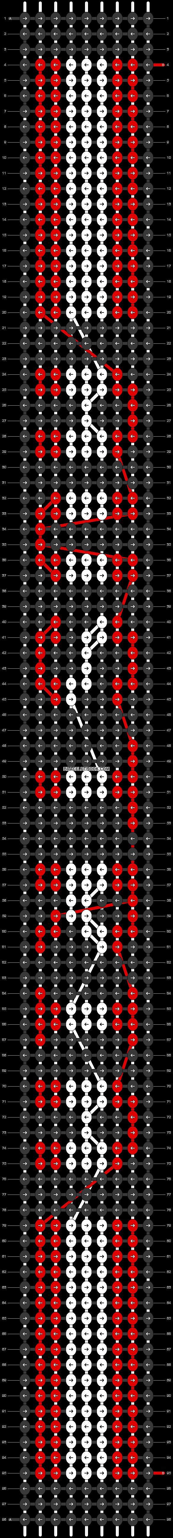 Alpha pattern #31161 pattern