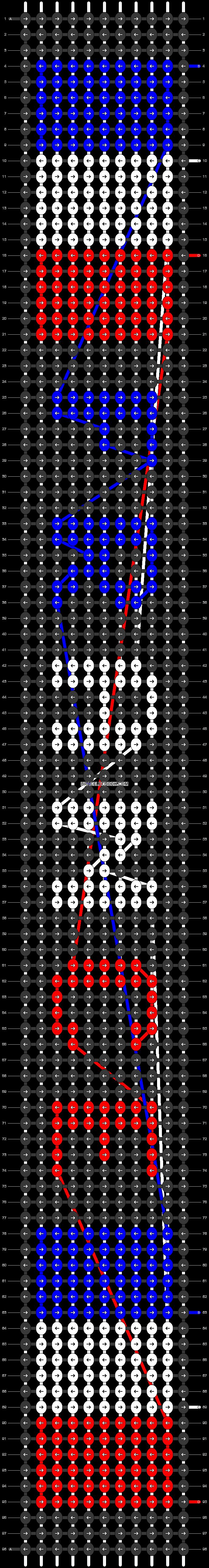 Alpha pattern #31163 pattern