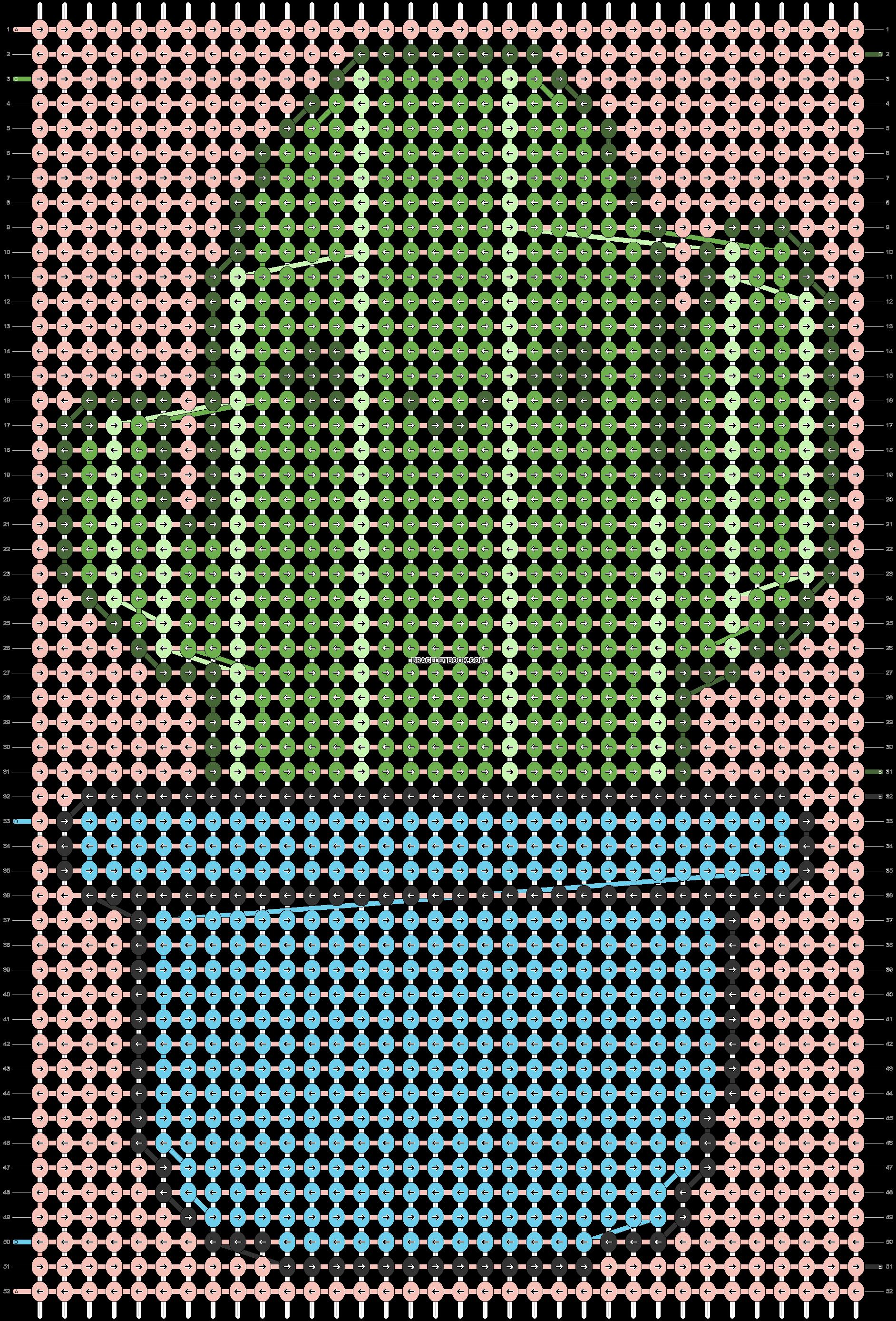 Alpha pattern #31173 pattern