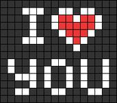 Alpha pattern #31177