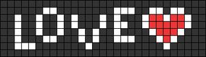 Alpha pattern #31178