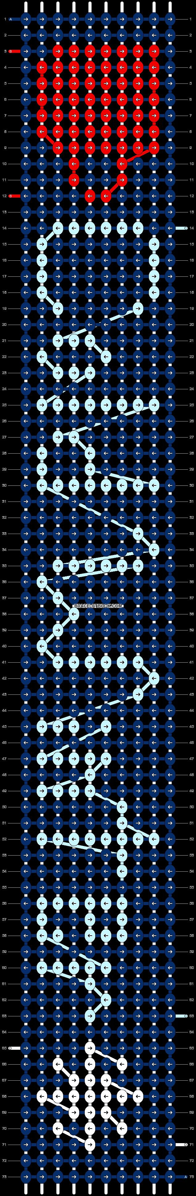 Alpha pattern #31179 pattern