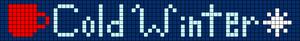 Alpha pattern #31179