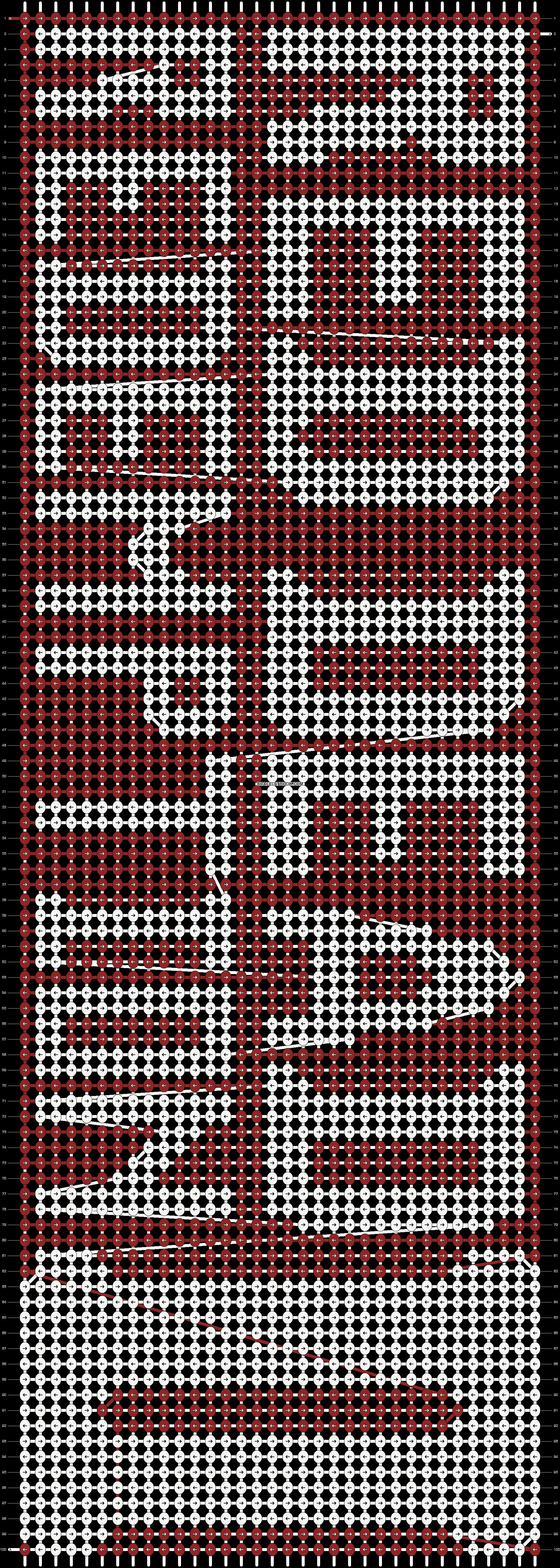 Alpha pattern #31183 pattern