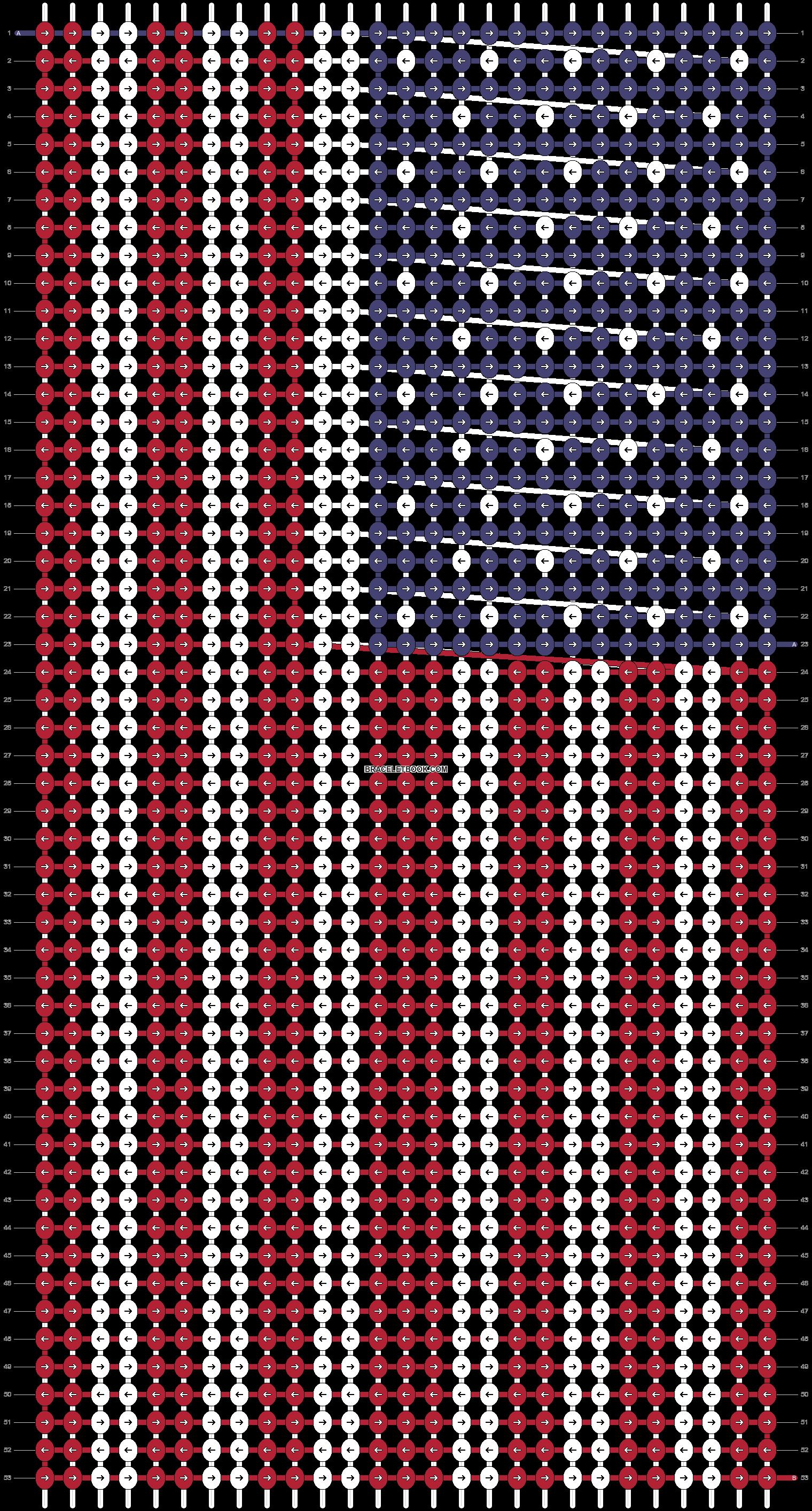 Alpha pattern #31188 pattern