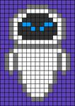 Alpha pattern #31198