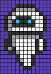 Alpha pattern #31199