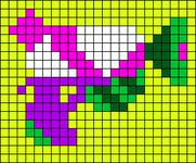 Alpha pattern #31200