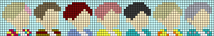 Alpha pattern #31202