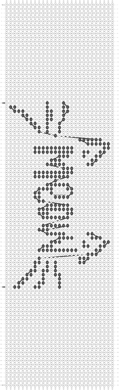 Alpha pattern #31213 pattern