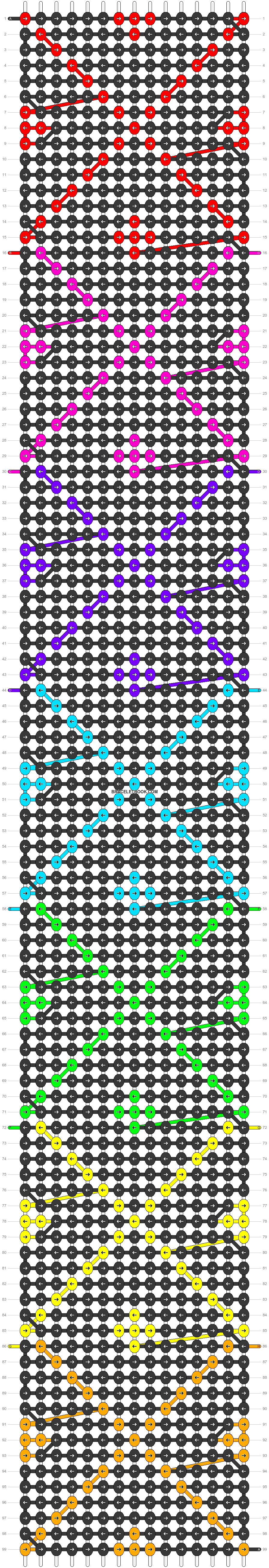 Alpha pattern #31216 pattern