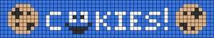 Alpha pattern #31236