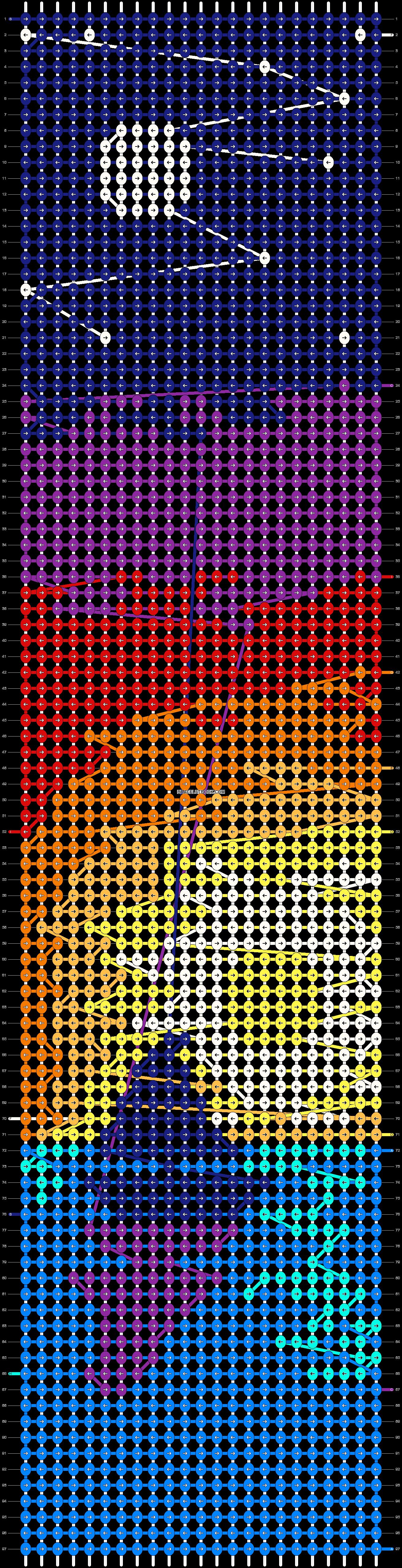 Alpha pattern #31247 pattern